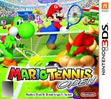 Sports Nintendo 3DS Tennis Video Games