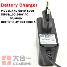 8.4V Charger for T6/P7 LED Bicycle Headlamp Light HeadLight Battery Pack AC Plug