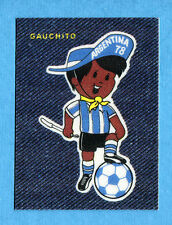 JEAN'S FUSSBALL WM Panini 78 - Figurina-Sticker - GAUCHITO - SCUDETTO -New
