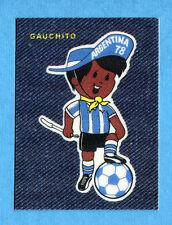 JEAN'S FUSSBALL WM Panini 78 - Figurina-Sticker - GAUCHITO - SCUDETTO -New