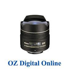 NEW NIKON AF DX Fisheye Nikkor 10.5mm f/2.8 G ED Lens