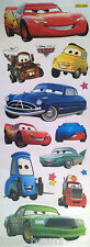 Disney Cars Removable Glass Decal Static Transparent Window Sticker Boys Room