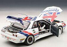 Autoart 1990 Nissan Skyline GT-R R32 Group A 1990 Reebok #1 w/Driver 1/18 In Stk