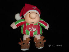Ziggy Christmas Doll 7 Inch American Greetings 1991