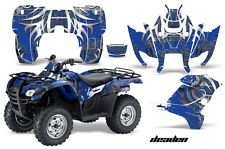 ATV Graphics Kit Decal Sticker Wrap For Honda Rancher AT 2007-2013 DEADEN BLUE