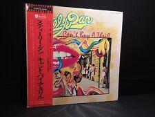 "STEELY DAN""Can't Buy A Thrill""Lp Japan-Obi-NM Vinyl Japanese Gaucho Scam Logic"