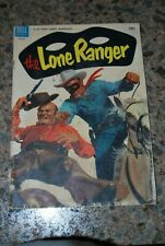 The Lone Ranger Comic Book - Dell Comics #69 - March 1954