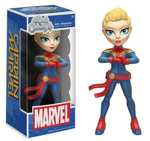 Rock Candy: Marvel - Captain Marvel FUNKO