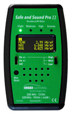 Safe and Sound Pro II Microwave RF Meter