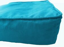 Box cushion cover Patio Sofa Box Polyester Covers Custom Made All Sizes