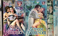 5=VIVIAN VAUGHAN=SILVER/SUNRISE/SWEET AUTUMN SURRENDER+TEXAS GOLD-HISTORICAL ROM
