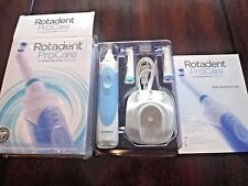 Rotadent Contour Procare Electronic Toothbrush RotaDent