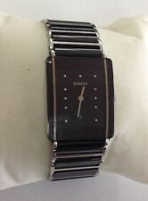 Rado Jubile Diastar Ceramic Mens Watch With Diamond dial 160.0484.3