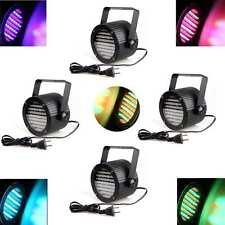 4Pcs LED Par 86 éclairage scène Lumière Light Club Jazz Dance DMX512 Effet Lampe