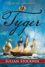 TYGER - STOCKWIN, JULIAN - NEW PAPERBACK BOOK