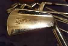 VINTAGE MC-76 blade irons  MRH 2 thru 9 iron * Reg. 4300 *  In great shape