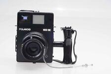 Polaroid 600SE Medium Format Camera w/127mm f4.7 Mamiya Lens 600-SE         #23A