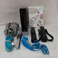 Nintendo Wii Console model RVL-001