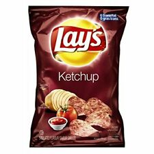 Frito Lays Ketchup Chips - 40x40g {Imported from Canada}