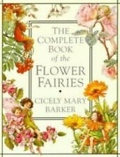 The Complete Book of Flower Fairies by Barker, Cicely Mary 0723243441 The Fast