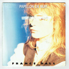 "France GALL Vinyl 45 RPM 7 "" Papillon Of Night - J 'Go Or Tu Iras - Apache"