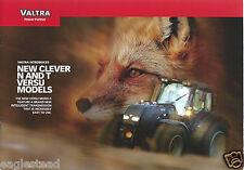 Farm Tractor Brochure - Valtra - N T Versu series  (F4510)