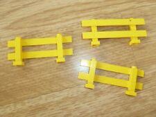 LEGO Spare PARTS 6079 1x8x2 YELLOW Fence Wall Panels RoadBlock Runners 6549 2234