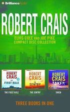 Robert Crais - Elvis Cole and Joe Pike Collection, cd, NEW