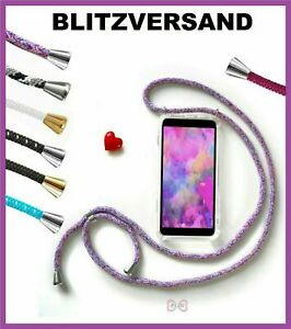 Handykette Handy Hülle Band Schutzhülle für iPhone 7 8 PLUS X XR XS 11 PRO MAX