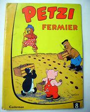 PETZI FERMIER - CASTERMAN