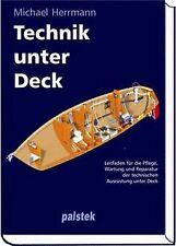 Technik unter Deck von Michael Herrmann | Buch | Zustand sehr gut