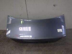 500754 Heckklappe 372 / Stahlblau met. BMW 3er Coupe (E46)320 Ci