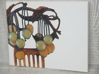 RENE LALIQUE & JAPANESE LACQUER COMB Head Accessories Art Nouveau Photo Book Ltd