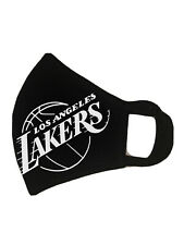 LA Lakers Face Mask- Double Layer Reusable/Washable- Big Logo