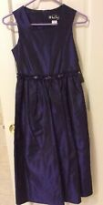 All That Jazz Girls Size 10 New With Tags Lined Taffeta Dress