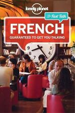 Lonely Planet Fast Talk French (Phrasebook), Lonely Planet, Janes, Michael, Cari