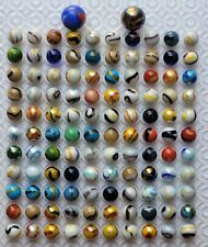 110 Marbles Glass Assorted 5/8