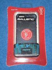 Ballistic UR1085-A75C iPhone 5 5S Cellphone Protective Case, Navy, New!