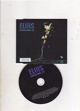 (-0-) ELVIS PRESLEY SUSPICIOUS MINDS LIVE  - CD Single 3 track (-0-)
