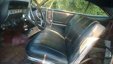 Split Bench Front & Rear Seat set 1967 67 Ford Galaxie 500 XL 1968 68 door