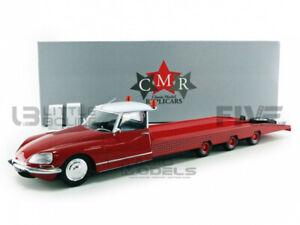 CMR 1/18 - CITROEN DS TISSIER - PLATEAU PORTE AUTO - CMR139
