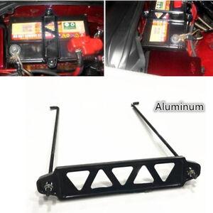Car Battery Holder Battery Retainer Lock Bracket Clamp Tie Down Holding Bracket