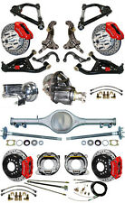 NEW SUSPENSION & WILWOOD BRAKE SET W/ SPINDLES,ARMS,CURRIE REAR END,POSI,676964
