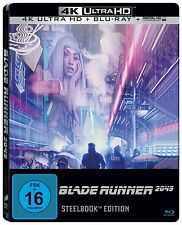Blade runner 2049 4K+Blu-Ray Limited Edition Mondo Steelbook, NEW