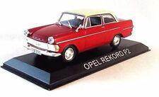 1/43 Opel Rekord p2 Sedan Deagostini Poland Warsaw