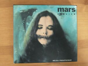 Helga Pogatschar - Mars Requiem CD-Box Dead Can Dance Goethes Erben Lakaien