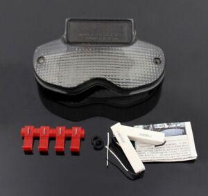 Smoke Clignotants LED Feu arrière intégrés pour Suzuki Bandit 600 1200 2001-05 A
