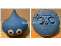 Dragon Quest Slime Controller For PS4 Playstation 4 Dual Shock HORI Blue 2017