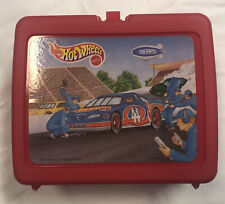 Vintage Hot Wheels Lunch Box 1997