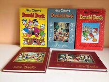 DONALD DUCK SPECIAL 1-6 EDIZIONI ANAF 1988 CON GLI OLI DI CARL BARKS 1^ EDIZ.